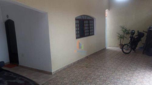 Imagem 1 de 13 de Casa Com 3 Dormitórios À Venda, 170 M² Por R$ 403.000,00 - Jardim Alvorada - Campinas/sp - Ca0412