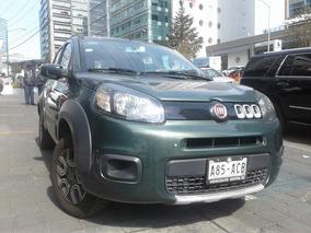 Fiat Uno Way 1.4 12,800 De Enganche