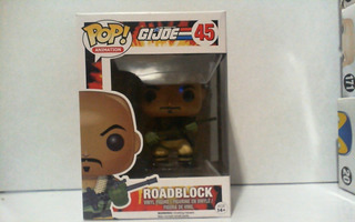 Dr. Veneno Funko Pop Roadblock Gijoe