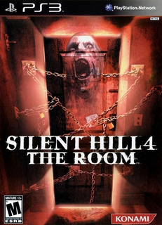 Silent Hill 4 The Room Ps3 Digital (no Disco)