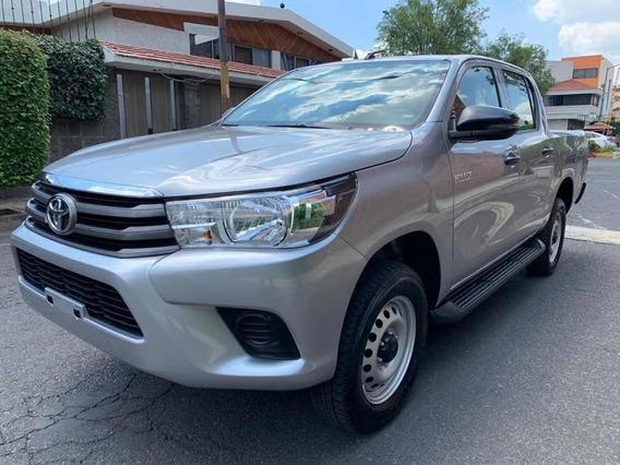 Toyota Hilux 2018 2.7 Cabina Doble Base Mt
