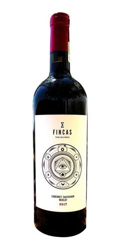 Vino Tinto Fincas Mx 750 Ml