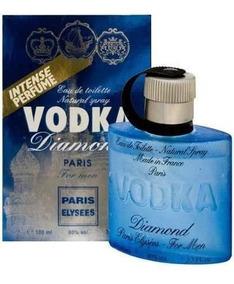 Perfume Vodka Diamond Paris Elysees