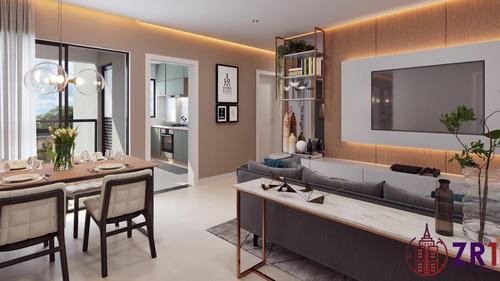 Imagem 1 de 12 de Apartamento - Ref: Ap483