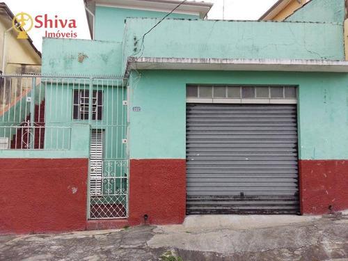 Casa Térrea À Venda Na Penha, Sp - Ca0002