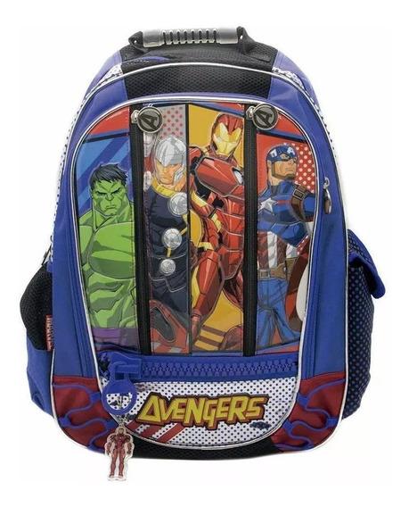 Mochila Avengers Vengadores 18 Pulgadas Sp 279 Cresko