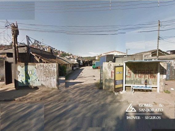 Terreno Para Alugar No Bairro Jardim Itapeva Em Mauá - Sp. - 419-2
