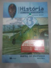 Historia Sempre Presente Vol. 3