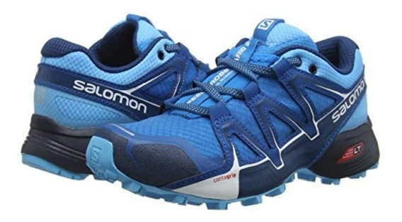 Salomon Speed Cross Vario 2 Mujer, Trekking Running - Salas