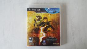 Jogo Resident Evil 5 Gold Edition - Original - Ps3