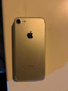 Celular iPhone 7 32 Gb Prata