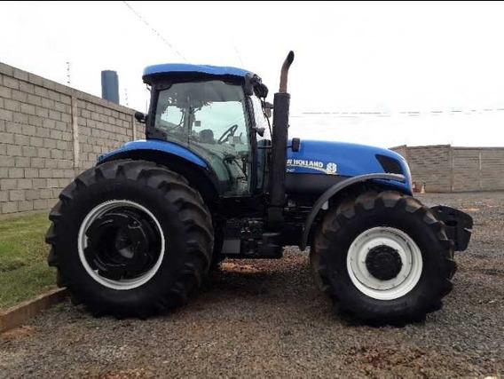 New Holland T 7.245 4x4 242v