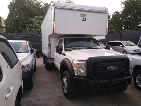 Ford F-450 6.7l Ktp Diesel At 2016