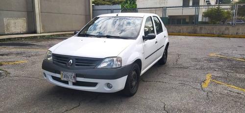 Imagen 1 de 15 de Renault Logan Sincronico Gas