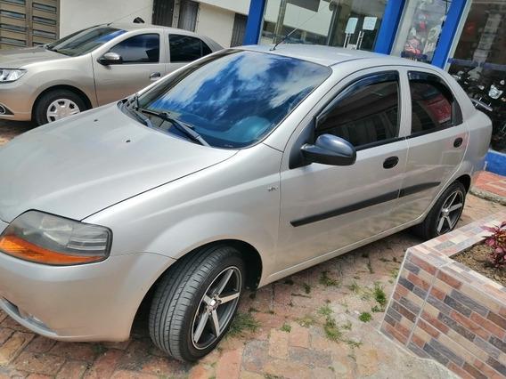 Chevrolet Aveo Ls Papeles Al Dia