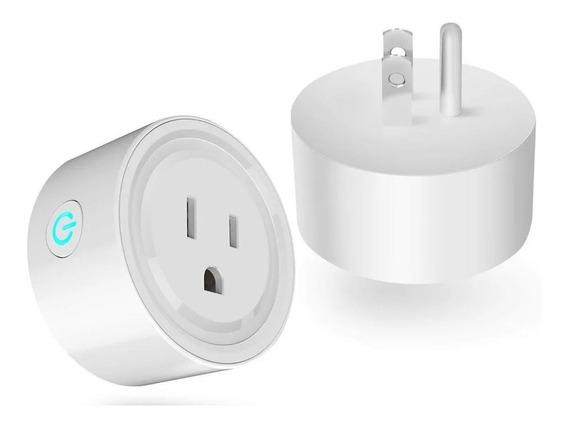 Enchufe Inteligente Wifi Smart Plug Alexa Home Socket Full
