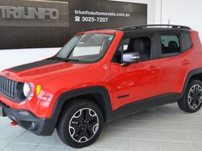 Jeep Renegade Trailhawk 2.0 Diesel 4x4 Apenas 32 Mil Km