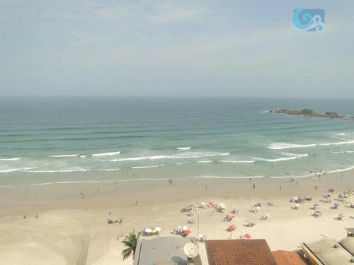 Imagem 1 de 17 de Apartamento À Venda, Praia Das Pitangueiras, Guarujá. - Ap4367