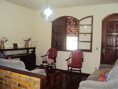 Casa Geminada De 03 Quartos, No Bairro Ouro Preto! - 17345