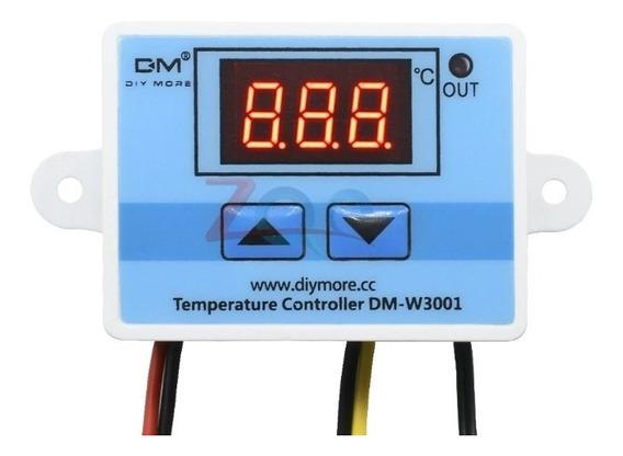 Termostato Digital 110v W3001 Chocadeira Aquário Freezer