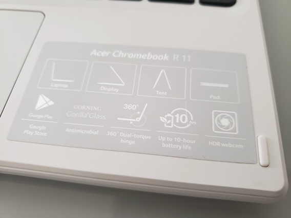 Notebook Acer Crobebook R 11