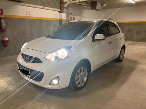 Nissan March 1.6 Extra Full Mt 2016 (unico Dueño)
