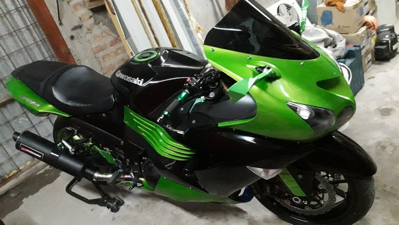 Kawasaki Modelo Zx 14 R Ninja