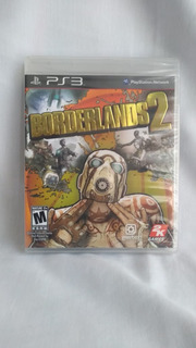 Borderlands 2 - Nuevo Y Sellado - Ps3