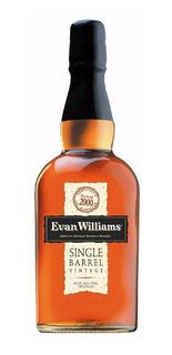Evan Williams Single Barrel 2000
