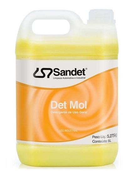 Shampoo Lava Moto Cross Trilha Det Mol Concentrado 5l Sandet