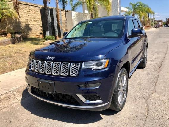 Jeep Grand Cherokee 2017 Summit Elite Platinum V8 At 4x4