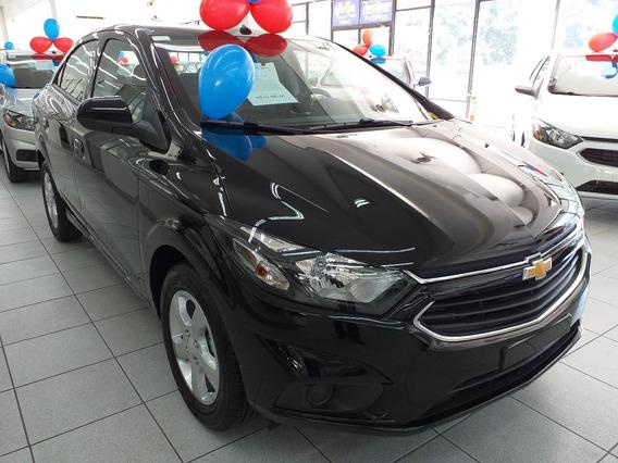 Chevrolet Prisma Lt 1.4 Preto 2019 0km