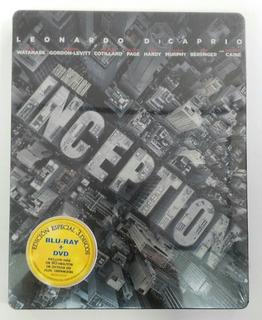 El Origen (steelbook) Blu Ray