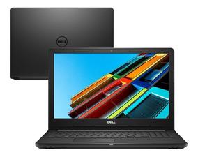 Notebook Dell I3 4gb 1tb 15.6 Linux Inspiron I15-3567-d10p