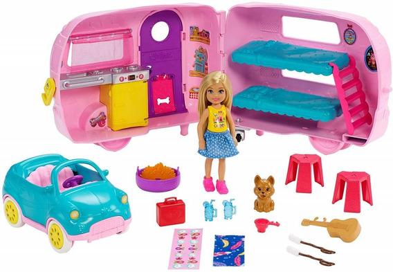 Trailer Da Chelsea Barbie - Mattel Fxg90