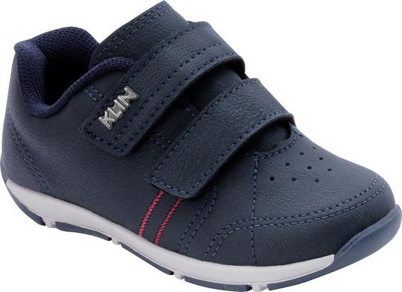 Sapato Outdoor Klin Anatômico Antiderrapante Velcro