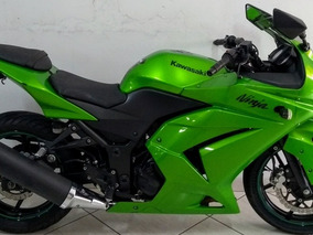 Kawasaki Ninja 250 R 2012 Verde