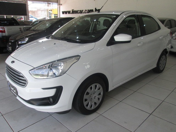 Ford Ka+ 1.5 Sedan Ano 2019 Unico Dono Trabalhe Aplicativo