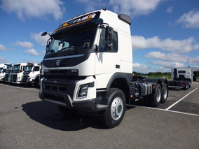 Volvo Fmx 540 6x6 2018 Euro 5 Ultimas 15 Unidades !!!