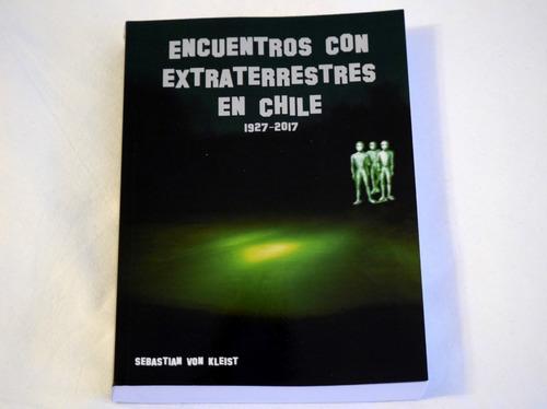 Libro De Ovnis   Encuentros Con Extraterrestres En Chile