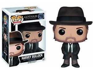 Figura Funko Pop! Heroes Gotham Harvey Bullock - Funko Pop