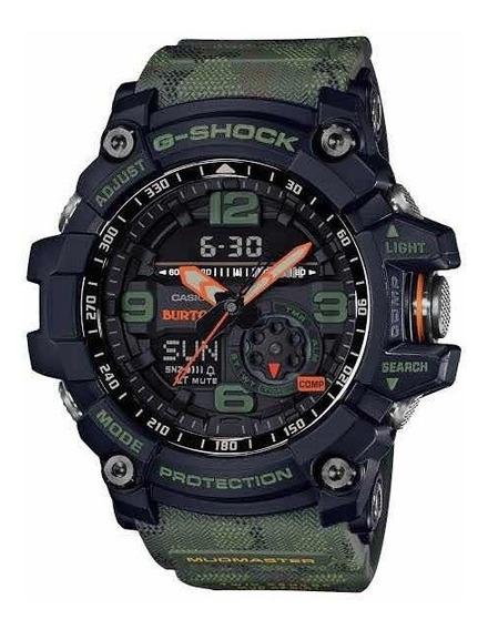Relógio Casio G-shock Camuflado Burton Gg1000btn-1a Novo