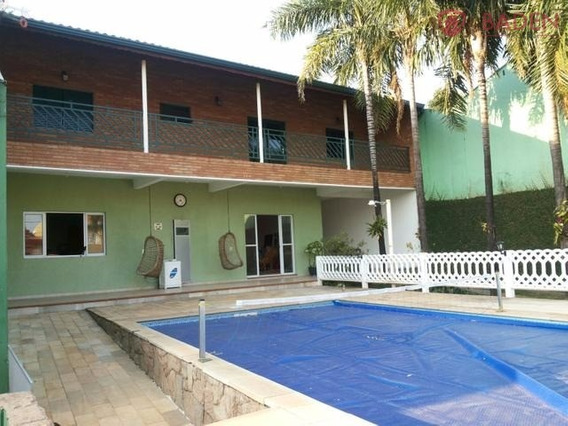 Casa Residencial Em Campinas - Sp, Vila Manoel Ferreira - Ca00384