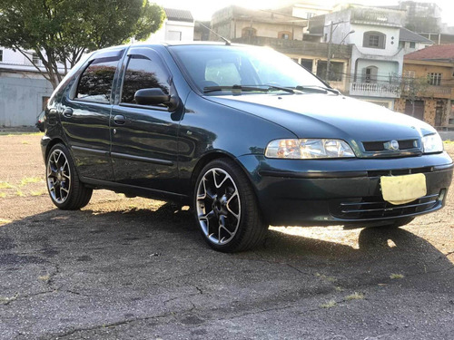 Fiat Palio 2002 1.0 Young Fire 3p