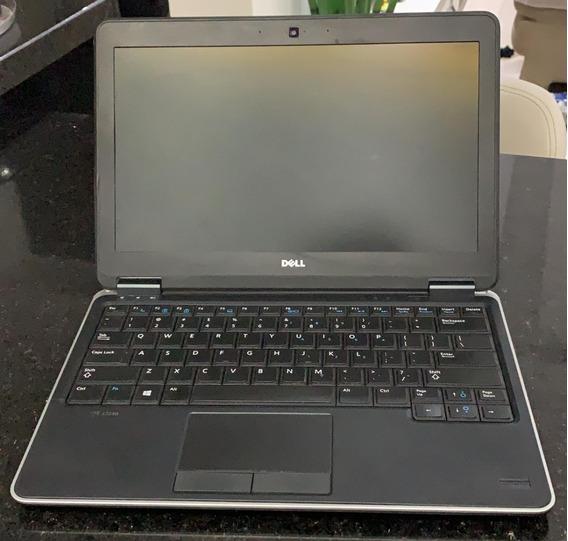 Notebook Dell Latitude E7240 I7-4500u - 8gb Ddr3 - Ssd 240gb