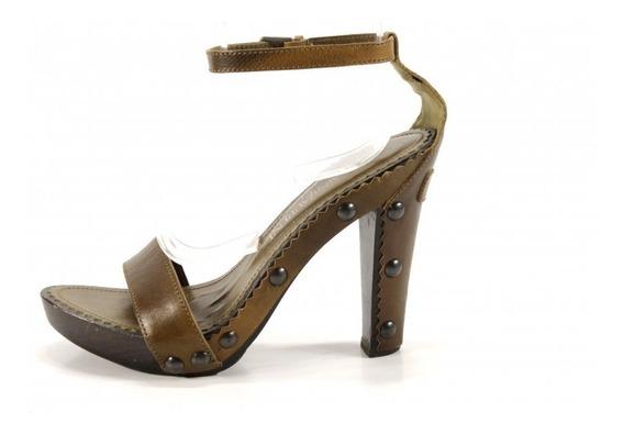Zapatos Color Café Yves Saint Laurent