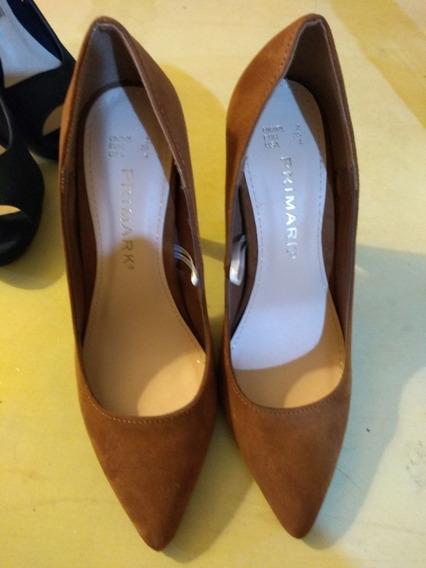 Zapatos Nuevos Muy Lindos La Plantilla Mide 24