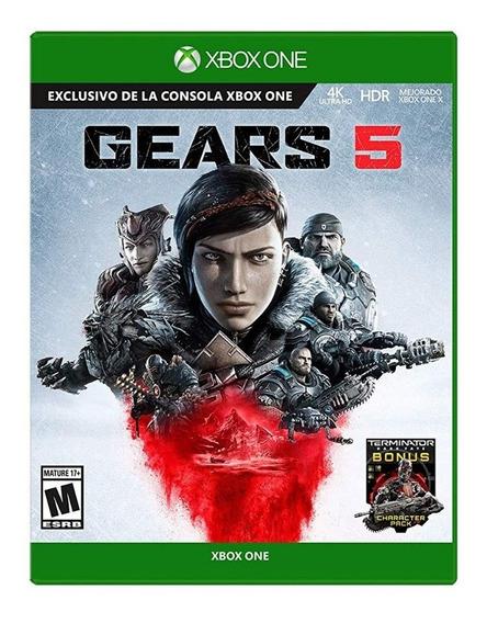 ..:: Gears Of War 5 ::.. Para Xbox One Disponible Ya