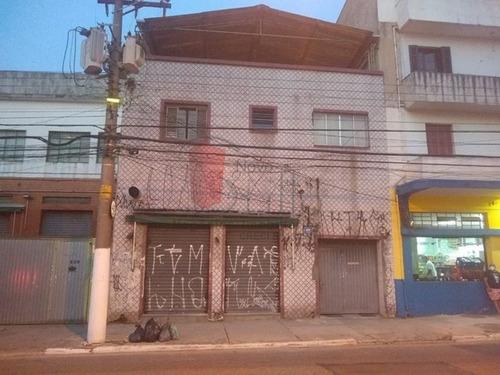 Imagem 1 de 15 de Sobrado - Catumbi - Ref: 10330 - V-10330