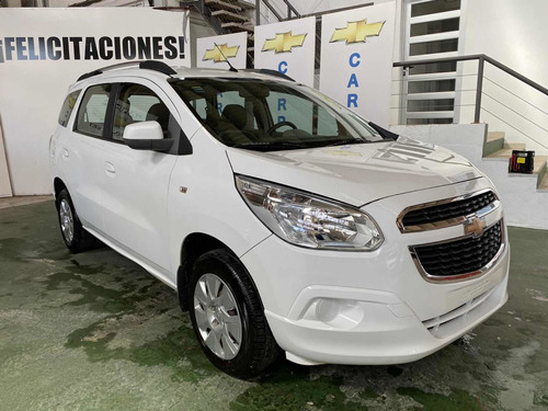 Chevrolet Spin Lt 5p ** Impecable *** 60 Cuotas 100%